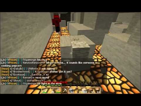 Minecraft Servers - Keinett Prison