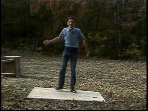 Mike Seeger's Talking Feet -- a 1987 Smithsonian documentary