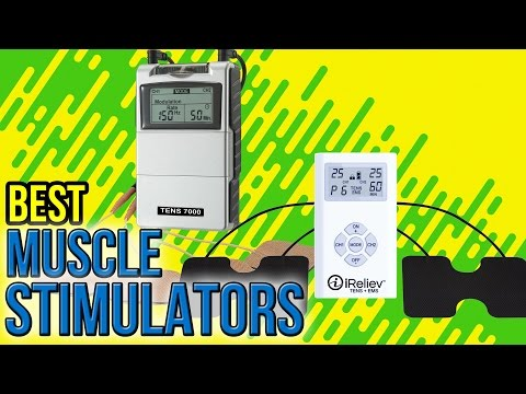 10 Best Muscle Stimulators 2017