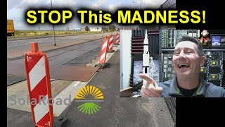 EEVblog #1234 - MORE Epic Solar Roadways FAIL!