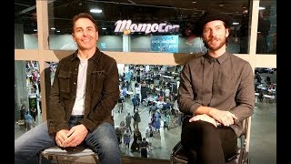PSVG Interviews Troy Baker & Nolan North at Momocon 2018