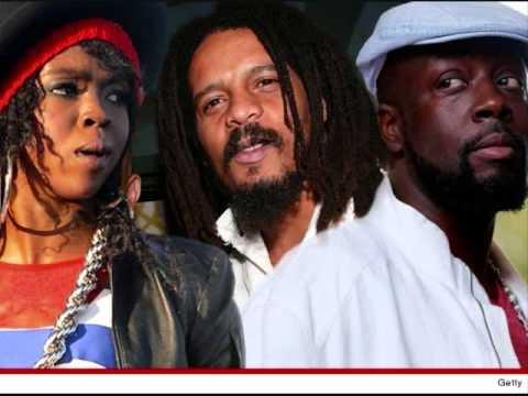 Lauryn Hill Married Lauryn Hill Wyclef Baby Daddy