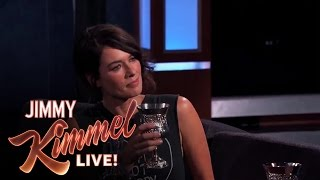 Lena Headey and Jimmy Kimmel Talk Game of Thrones Style