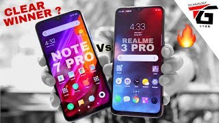 Realme 3 Pro Vs Redmi Note 7 Pro Full Comparison | Best Smartphone under ₹15,000