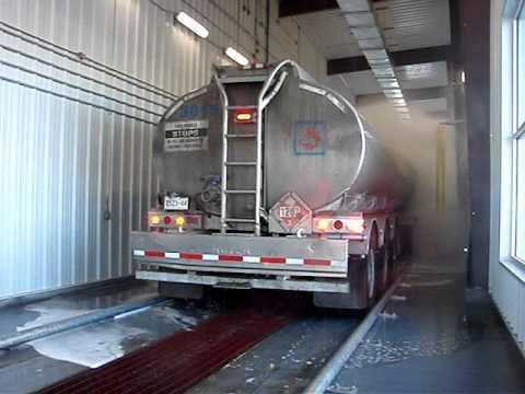 Lloydminster Tanker Truck Wash Water Recycling Youtube