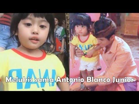 VANIA ATHABINA - Berkunjung ke Museum Lukisan Antonio Blanco
