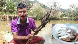 Cá Đốt Món Riêng Biệt Của Người Thái Tây Bắc/Hoàng Việt Tây Bắc