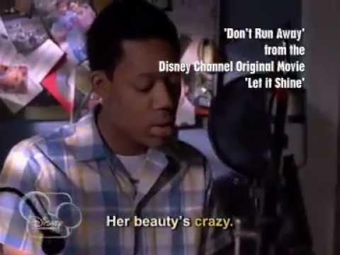 Let it Shine - Don't Run Away. Oglądaj w Disney Channel!