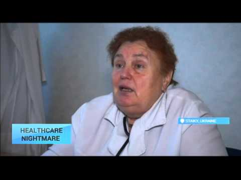 Ukriane Healthcare Nightmare: Elusive reforms push Ukraine health system to brink of collapse