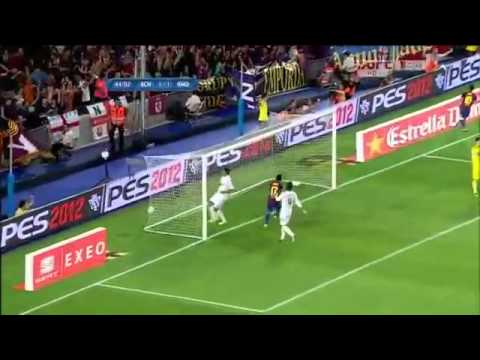 Barca Vs Real Madrid 5-0 Tout Dernier Match 2011 video