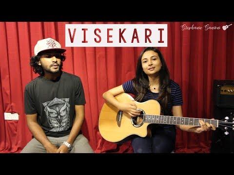 Visekari - Beatbox Cover by Stephanie Sansoni & Saranga Karunarathne