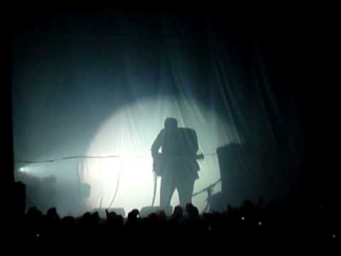 The XX Intro Live in Paris, February 18th, 2010