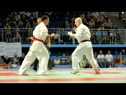 XXXIX Mistrzostwa Polski  Seniorw Karate Kyokushin - 2012 - Sosnowiec Image 1