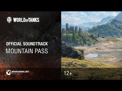 World of Tanks - Official Soundtrack: Mountain Pass