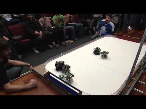 Robots Playing Hockey at Penn