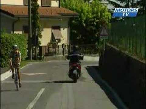 Bike test Gilera GP 800