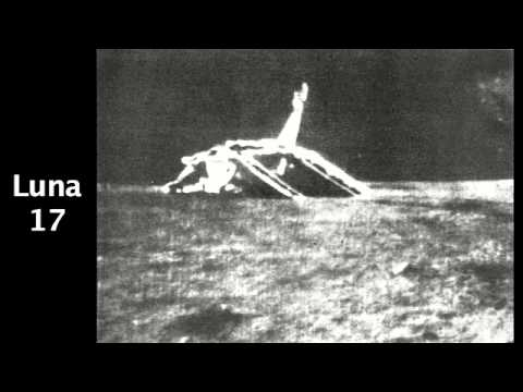 Russian Moon - Photos From Soviet Missions To The Moon