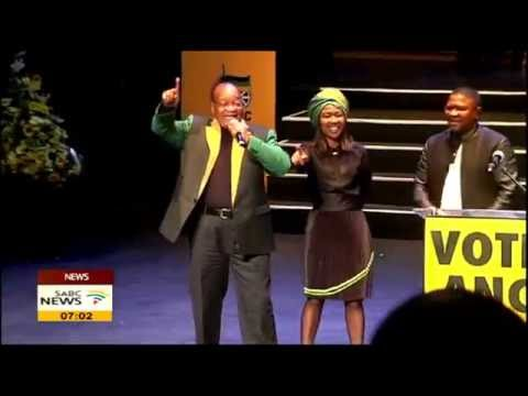 President Zuma launches ANC's Victory Countdown