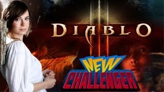 Is Diablo III REALLY that Good? w/Veronica Belmont - NEW CHALLENGER
