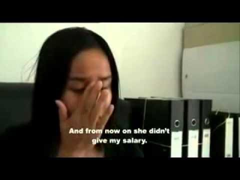 Philippino slave maids in Dubai