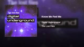 Digital Underground - Know Me, Feel Me