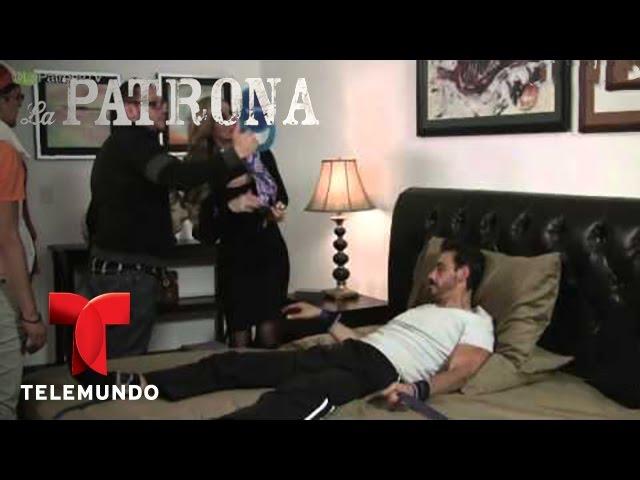 La Patrona / La serenata de Aracely / Telemundo