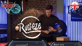 CARS 3   Armie Hammer Answers Disney Pixar Cars 3 Questions...   Official Disney UK