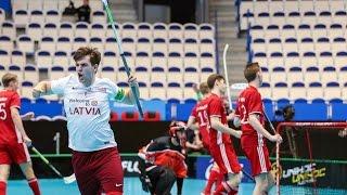 Швейцария до 19 : Латвия до 19