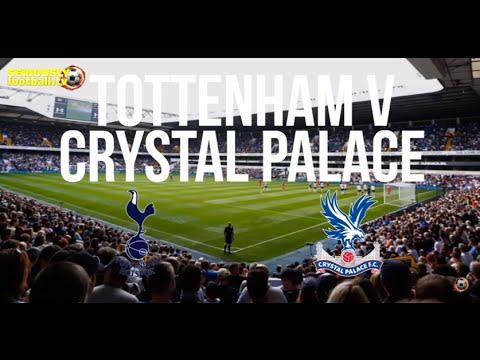 Tottenham v Crystal Palace - Premier League Preview