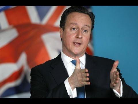 David Cameron says UK will take thousands more Syrian refugees