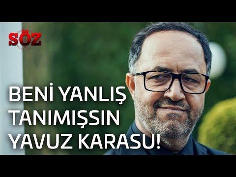 Söz   24.Bölüm - Beni Yanlış Tanımışsın Yavuz Karasu!