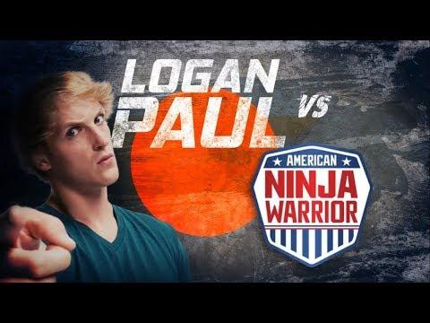 LOGAN PAUL vs AMERICAN NINJA WARRIOR (Full Episode 1) Season 2
