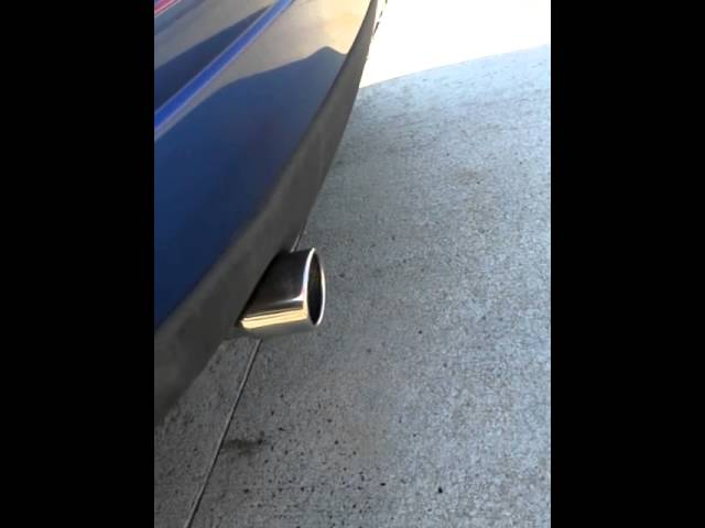 2005 ford focus zx3 magnaflow exhaust