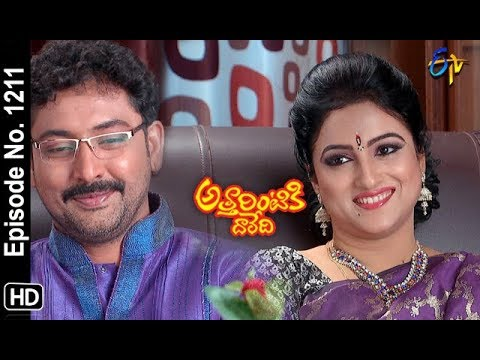 Attarintiki Daredi | 21st  September 2018 | Full Episode No 1211 | ETV Telugu