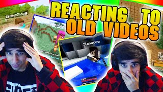 REACTING TO OLD VIDEOS - 2 MILLION SUBSCRIBER SPECIAL with Vikkstar