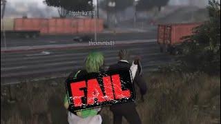 Funny GTA 5 Fails with Squad