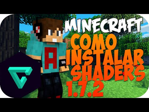 Como Instalar Shaders Para Minecraft 1.7.2 Forge + Review Shaders 4 Packs