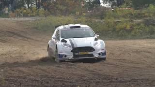 20. Int. ADMV Lausitz Rallye 2017   Jumps, Drifts and Action