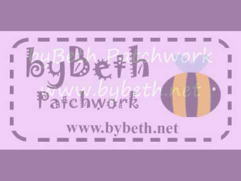 Ponto Caseado   byBeth Patchwork