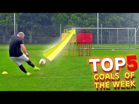 TOP 5 GOALS OF THE WEEK #121 | 2014