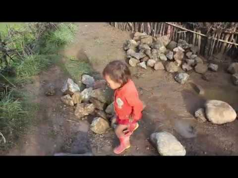 Working  children by traditional way in village ll Making alcohol ll Primitive technology