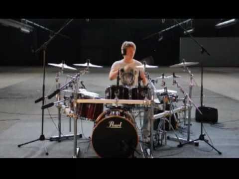TwoSticks - Kesha - TiK ToK - Drum cover