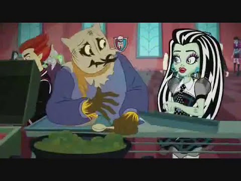 *Original* Monster High - Princess Diaries Trailer