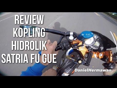 Review Kopling Hidrolik Satria Fu Gue - #17 It Felt Good! (Kopling Hidrolik Brembo RCS 16)