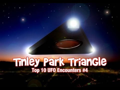Tinley Park Triangle - Top 10 UFO Encounters #4