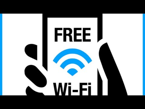 (iPod touch 5& 6th gen)HOW TO GET FREE WIFI ANYWHERE!