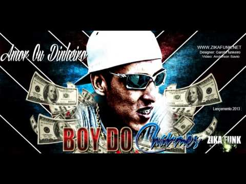 Mc Boy Do Charmes - Amor ou Dinheiro (Dj Flavio Beat Box) (Video Oficial)