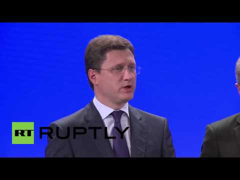 Belgium: 'Russia won't impose take-or-pay on Ukraine, gives $100 discount' - Energy Minister Novak