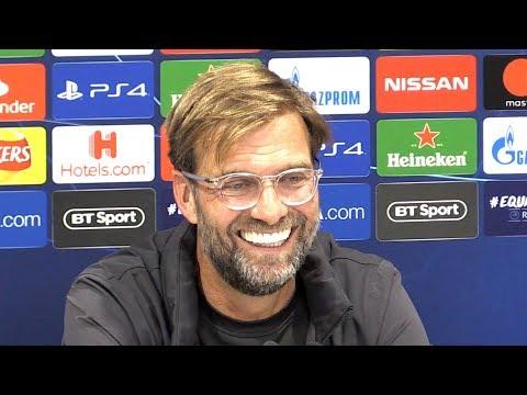 Liverpool 3-2 PSG - Jurgen Klopp Full Post Match Press Conference - Champions League