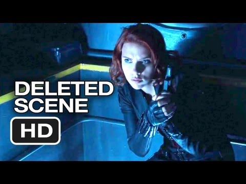 The Avengers Deleted Scene - Natasha Hides From Hulk (2012) - Scarlett Johansson Movie HD